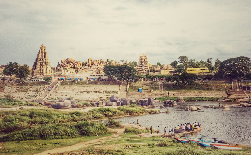 Exploring Hampi: The Indian Mega-City of the 13th Century